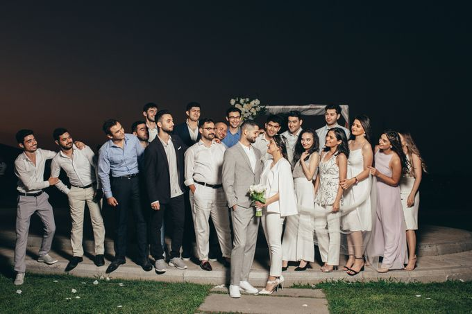 Wedding day Ismail&Savinc by Rashad Nabiyev Wedding Photographer - 030