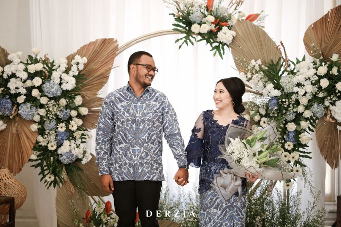 The Engagement of Febby & Rama by DIY Planner - 036