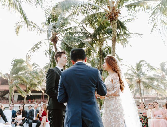 Club Med Cherating Beach wedding   Katelyn & Luca by JOHN HO PHOTOGRAPHY - 003