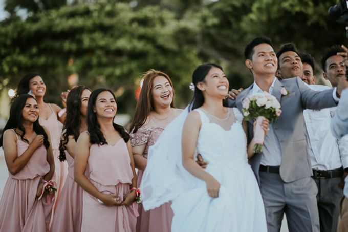 Renz & Jenn Beach Wedding in Romblon by The Fortnight Studios - 042
