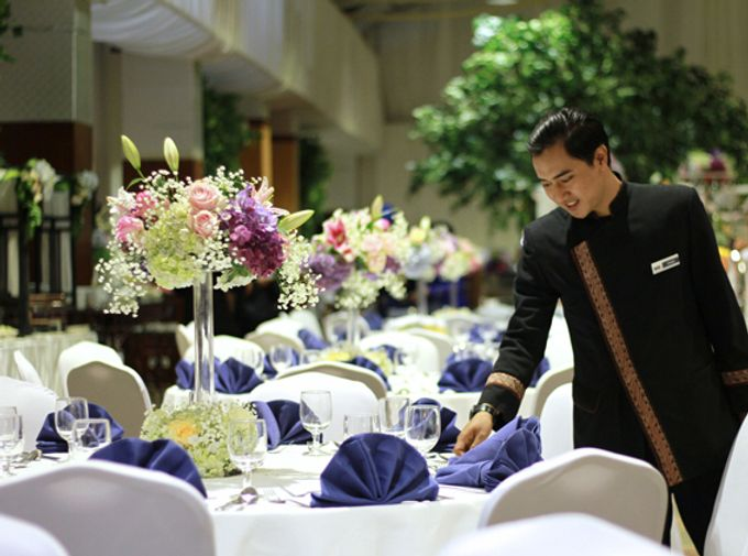 Wedding Package at Lagoon Garden The Sultan Hotel & Residence Jakarta by The Sultan Hotel & Residence Jakarta - 002