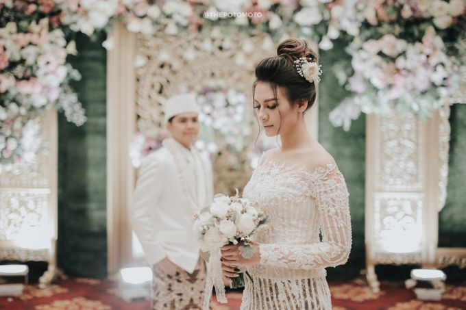 Arfandi & Vanessa Wedding by Thepotomoto Photography - 012