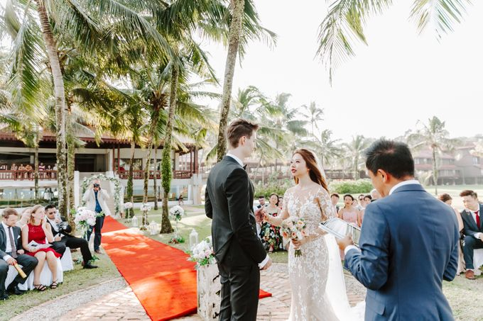 Club Med Cherating Beach wedding   Katelyn & Luca by JOHN HO PHOTOGRAPHY - 038