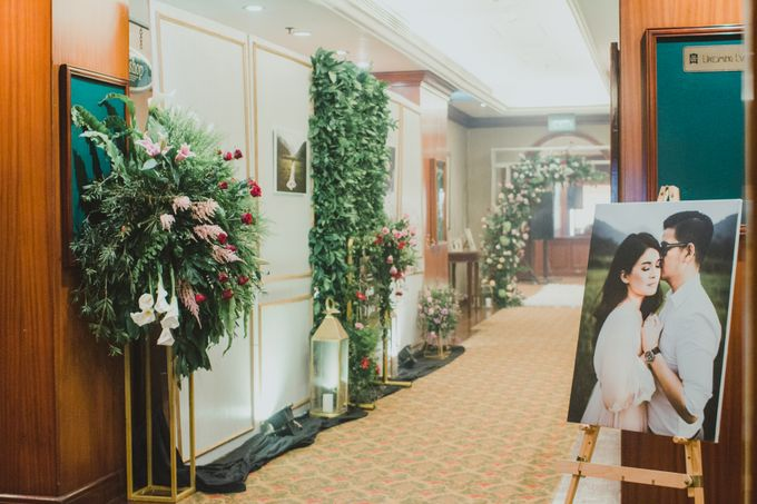 Wedding of Ananta and Jessica by MERCANTILE PENTHOUSE WEDDING - 005