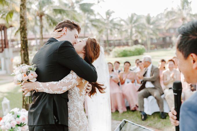 Club Med Cherating Beach wedding   Katelyn & Luca by JOHN HO PHOTOGRAPHY - 039