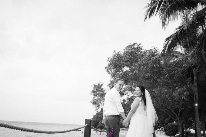 Rob and Michelle wedding at Conrad Koh Samui by BLISS Events & Weddings Thailand - 012