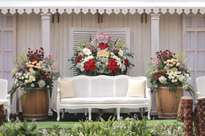 The Wedding of Intan & Fazrin by Decor Everywhere - 001