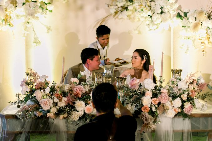 Lia Joshua Wedding by Kaminari Catering - 015