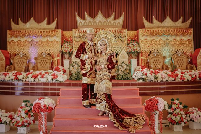 M & F Wedding by Segarmata Photography - 005