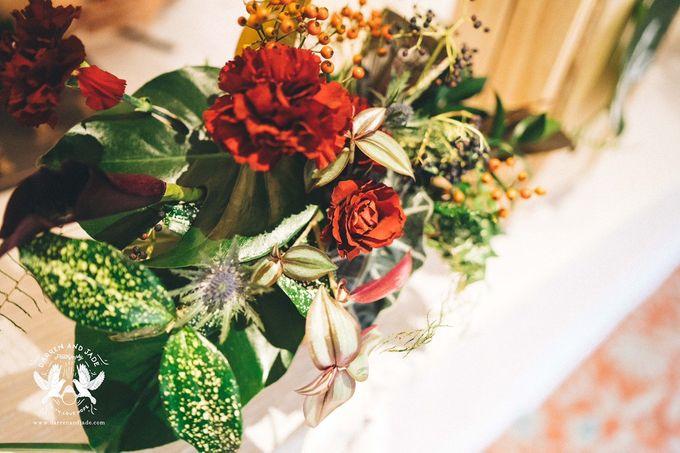 Venue Floral Decor by The Bloomish Eden - 013