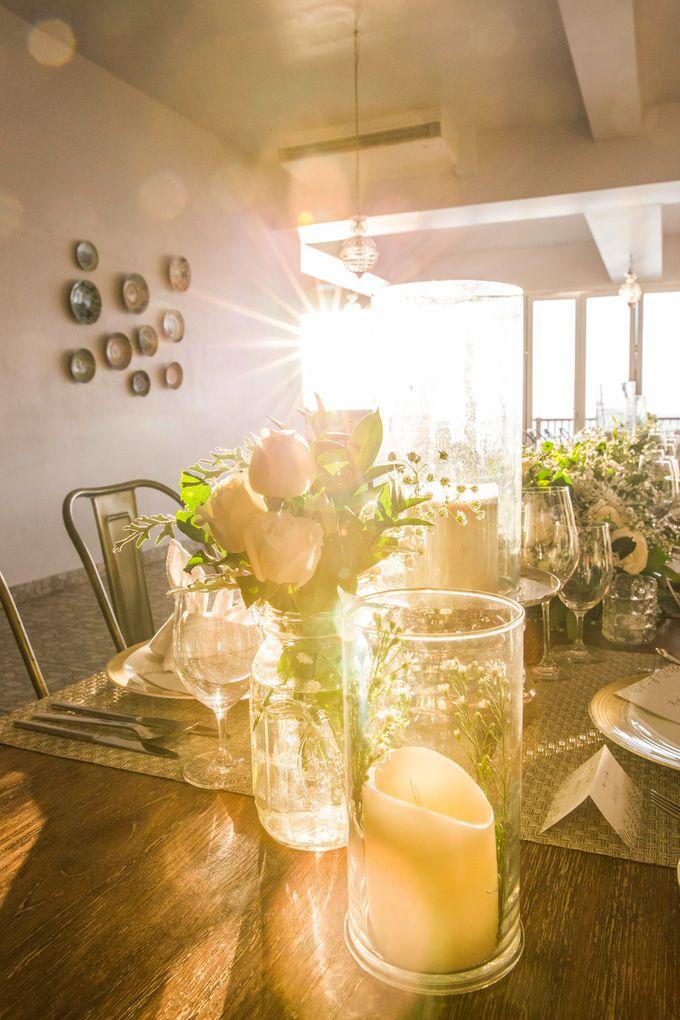 Rustic Industrial Wedding Reception Style By Silverdust Decoration