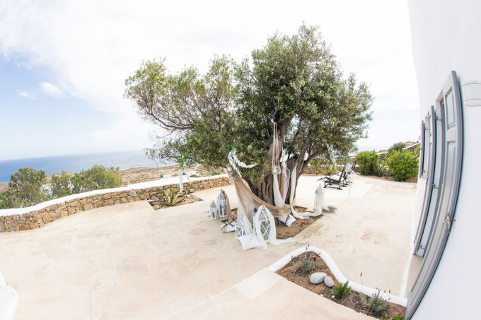 Mykonos wedding in a private villa by Diamond Events - 009