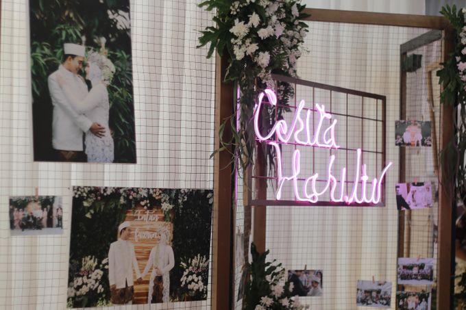 The Wedding of Intan & Fazrin by Decor Everywhere - 021