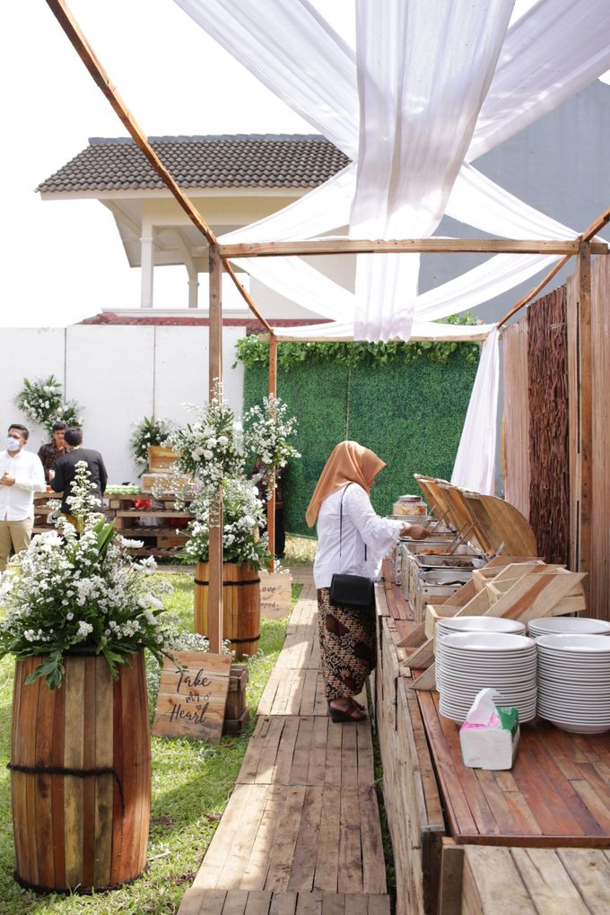 Wedding Ulan & Donny by Cateringky - 002