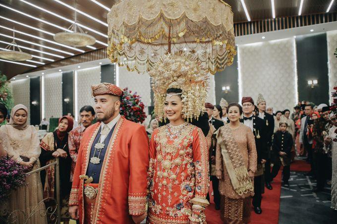 Minang Wedding of Kiara and Osmar by Umara Catering - 014