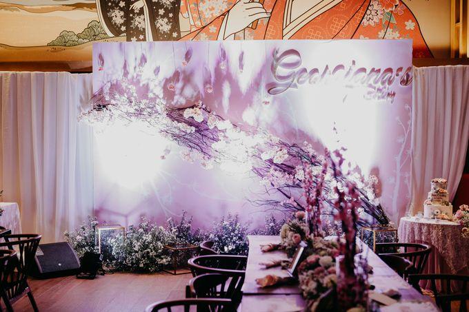 Georgiana 17th Birthday by Veéh Floral Atelier - 014
