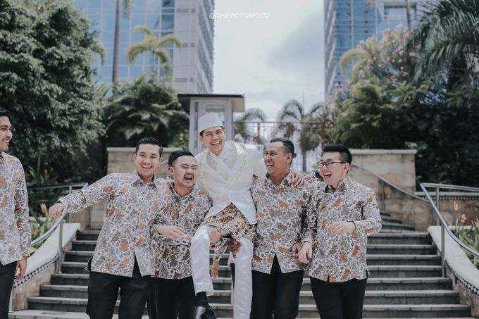 Arfandi & Vanessa Wedding by Thepotomoto Photography - 004