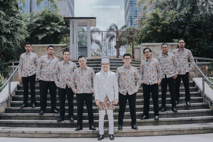 Arfandi & Vanessa Wedding by Thepotomoto Photography - 005