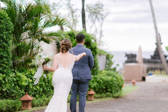 Wedding of Marvin & Lynda by The Seminyak Beach Resort & Spa - 006