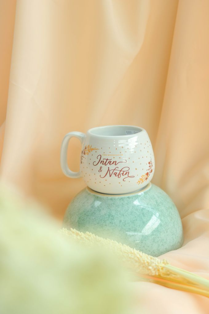 MUG DONAT MINI by Mug-App Wedding Souvenir - 004