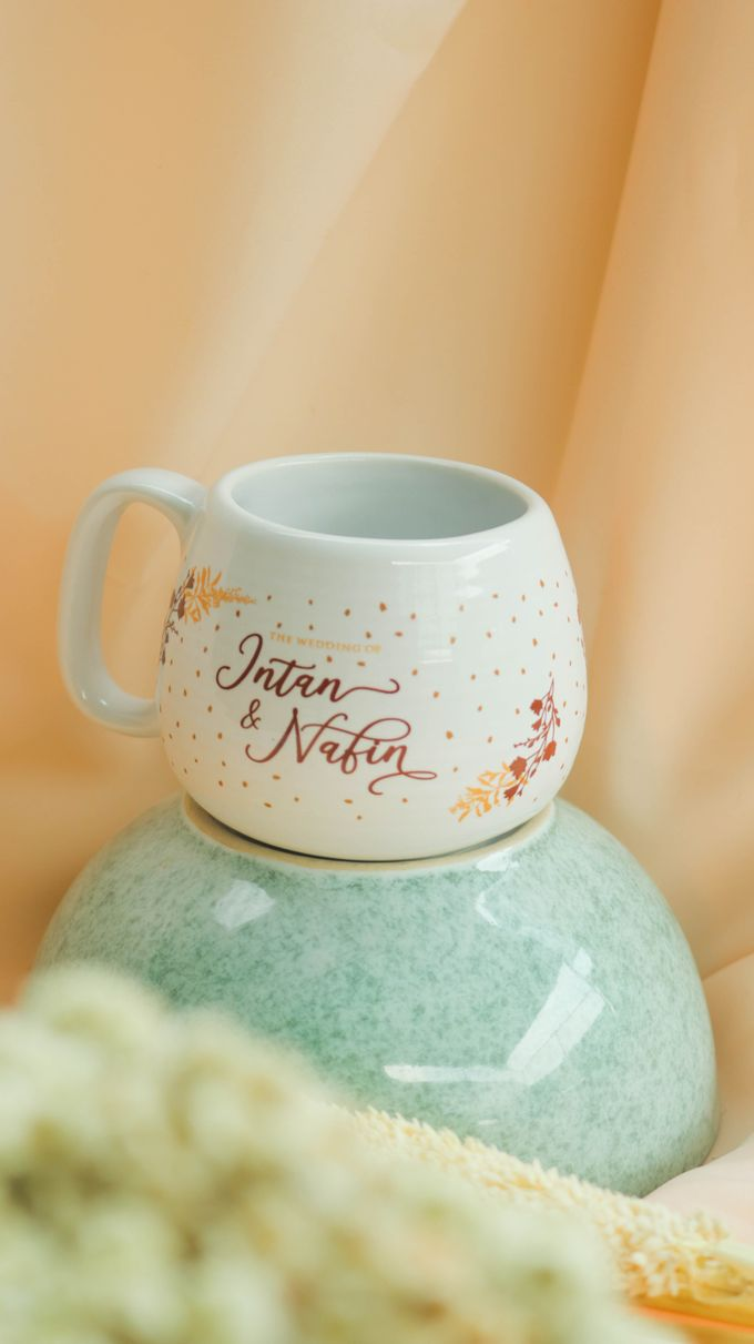 MUG DONAT MINI by Mug-App Wedding Souvenir - 003