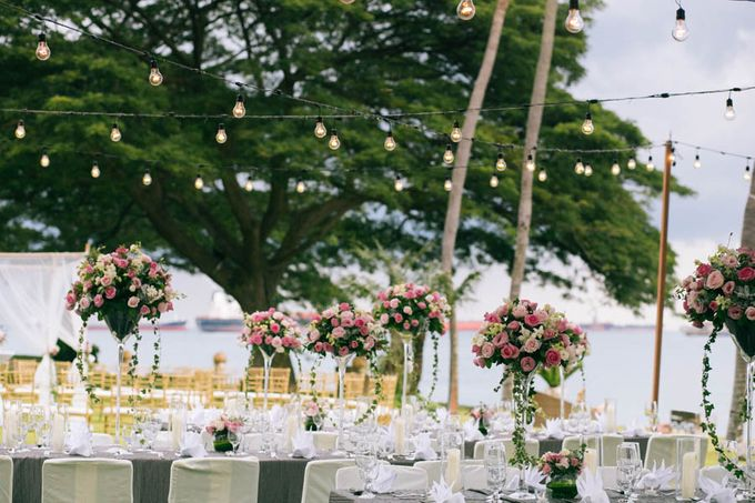 Add To Board Weddings By The Sea 2017 At Rasa Sentosa Shangri Las Resort