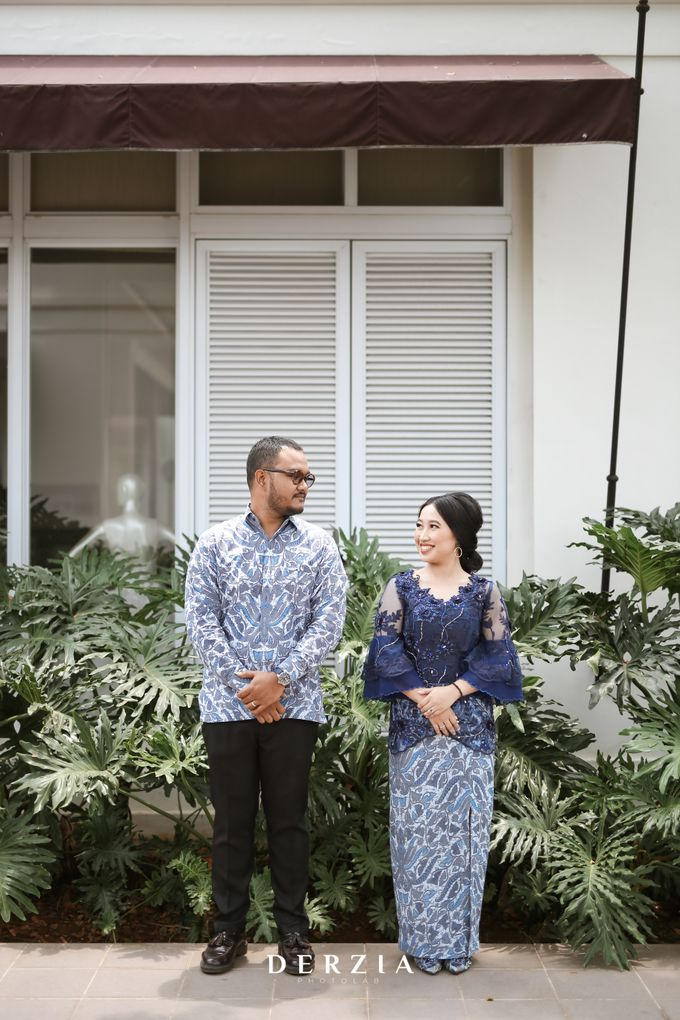 The Engagement of Febby & Rama by DIY Planner - 043