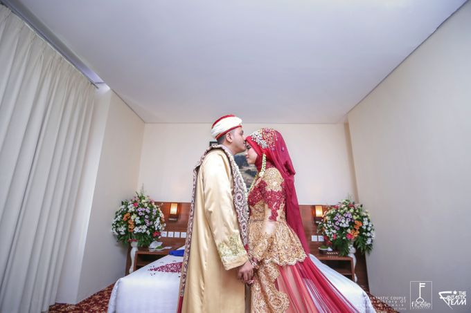Wedding Latifah & Numair by Ficelle Photography - 026