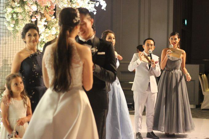 Opank for The Wedding of Oscar & Sandra by Smara Photo - 001