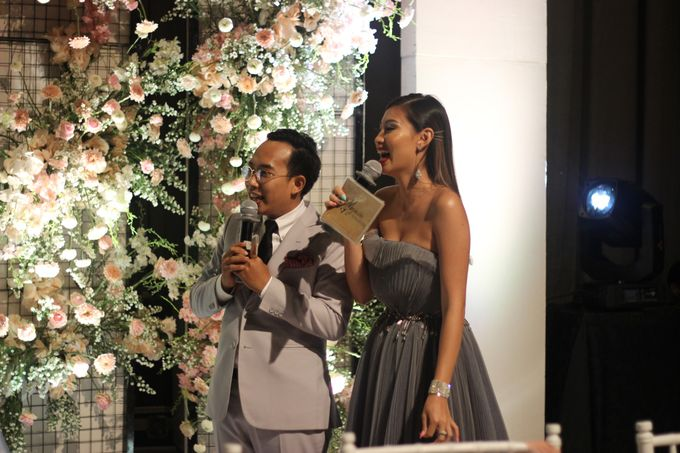 Opank for The Wedding of Oscar & Sandra by Lasika Production - 004