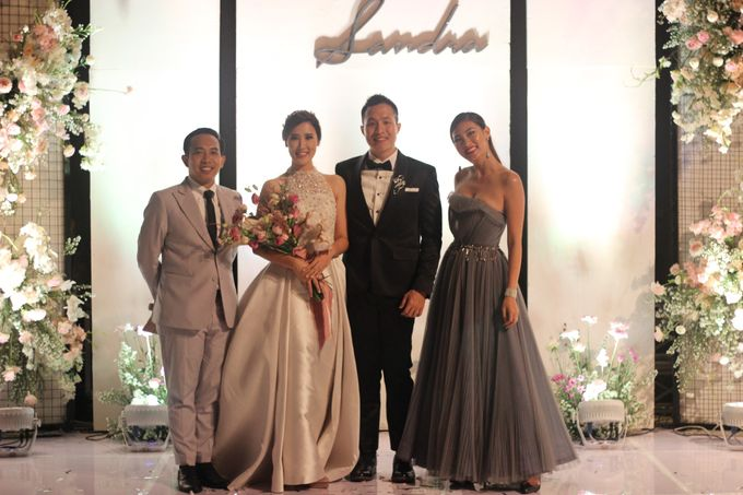 Opank for The Wedding of Oscar & Sandra by Lasika Production - 005