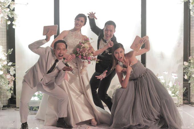 Opank for The Wedding of Oscar & Sandra by Lasika Production - 006