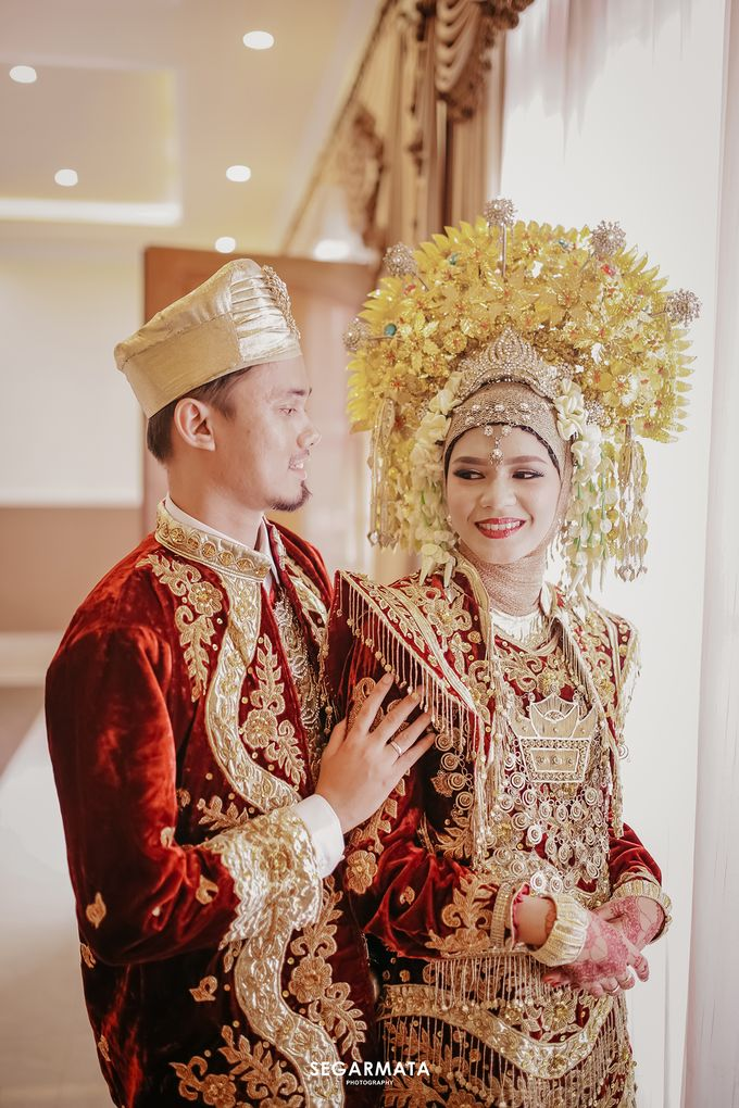 M & F Wedding by Segarmata Photography - 004