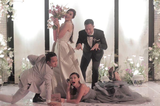 Opank for The Wedding of Oscar & Sandra by Smara Photo - 007