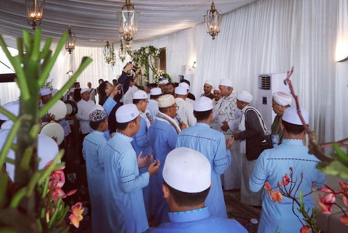 Blessing for the newborn baby with Aqiqah ceremony by APH Soundlab - 001