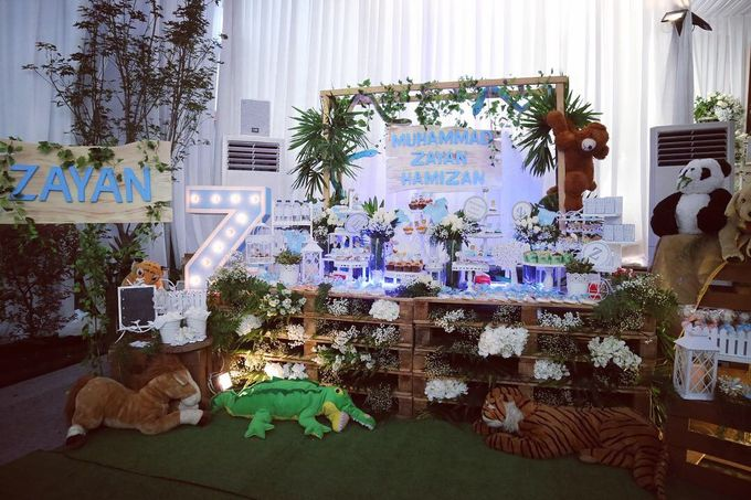 Blessing for the newborn baby with Aqiqah ceremony by APH Soundlab - 002