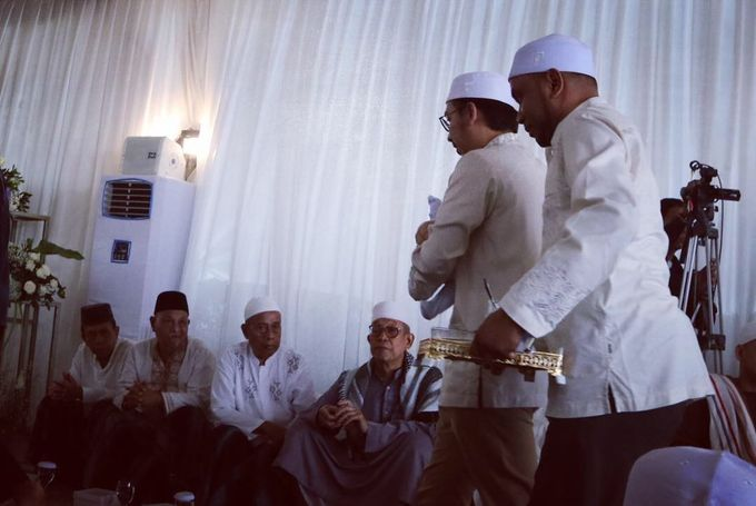 Blessing for the newborn baby with Aqiqah ceremony by APH Soundlab - 004