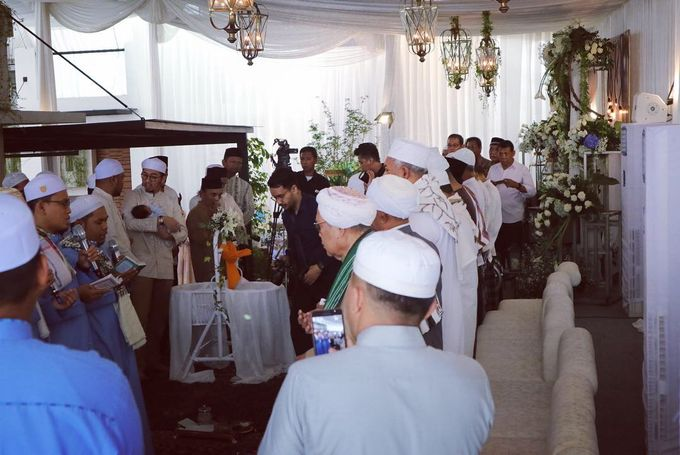 Blessing for the newborn baby with Aqiqah ceremony by APH Soundlab - 007