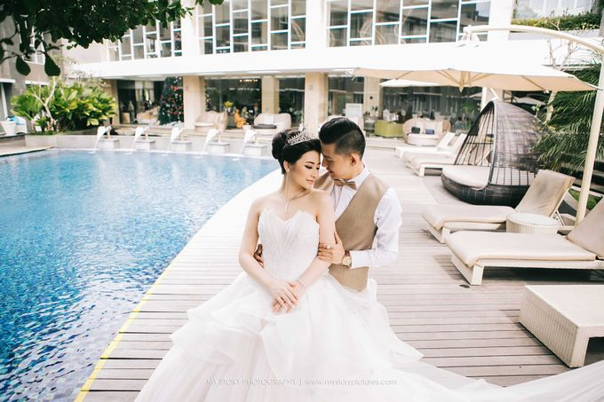 Wedding - Andry Monic by My Story Photography & Video - 006