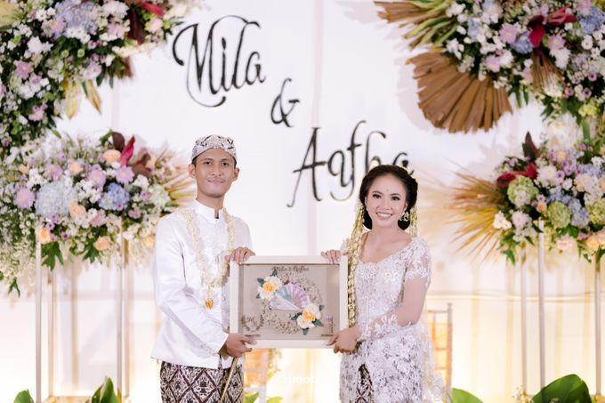 Akad Nikah Mila & Aqfha by Gasim Wedding Organizer - 004