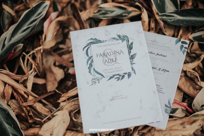 The Wedding Of Fara & Alief by alienco photography - 038