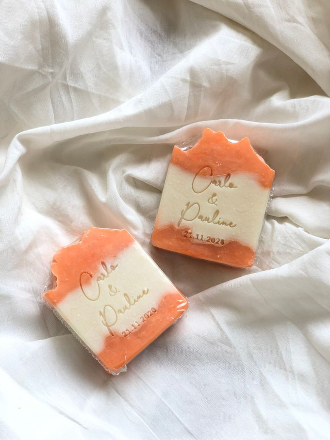 Bundle of Love Wedding Favor for Carlo & Pauline by The Soap Patisserie - 003