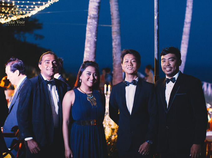 Wedding Of Anthony & Jera by Luxe Voir Enterprise - 032