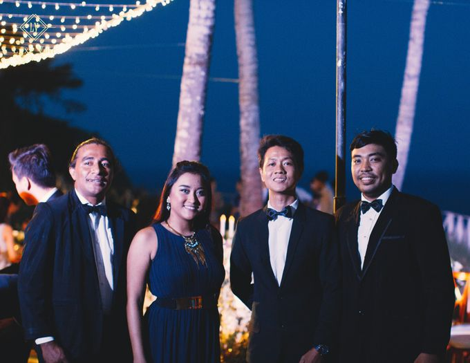 Wedding Of Anthony & Jera by Luxe Voir Enterprise - 033