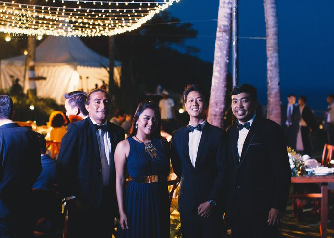 Wedding Of Anthony & Jera by Luxe Voir Enterprise - 029