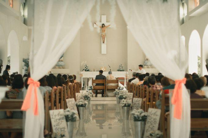 Roilan & Rochelle Wedding by MRCD Film Production - 005