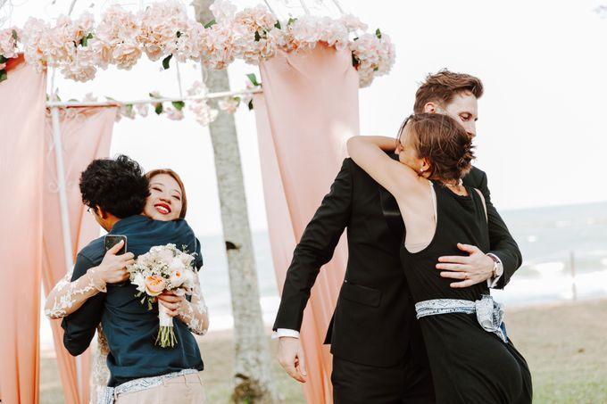 Club Med Cherating Beach wedding   Katelyn & Luca by JOHN HO PHOTOGRAPHY - 048