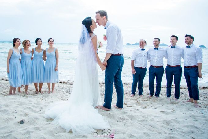 Rob and Michelle wedding at Conrad Koh Samui by BLISS Events & Weddings Thailand - 014