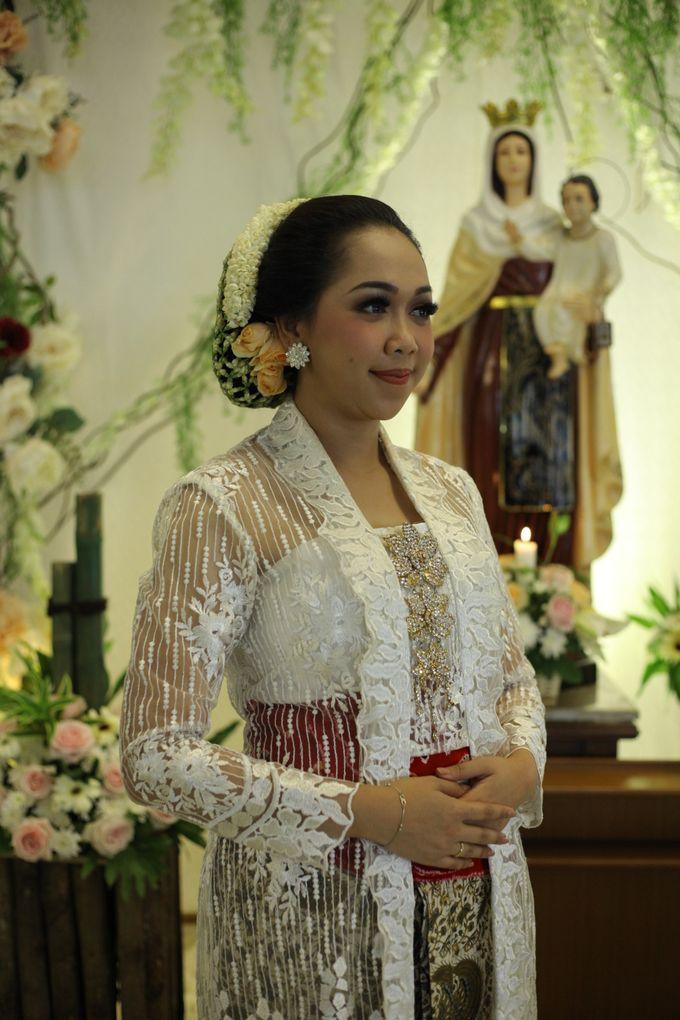Wedding Ayu by Arum Ndalu Sanggar Rias Pengantin - 006