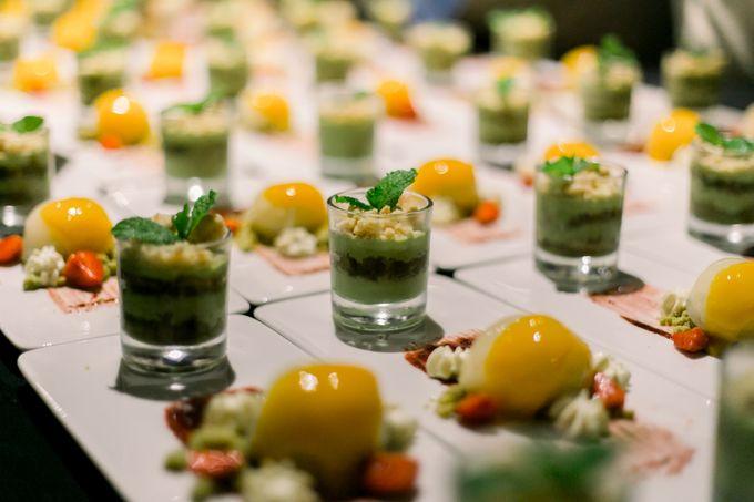 Lia Joshua Wedding by Kaminari Catering - 020